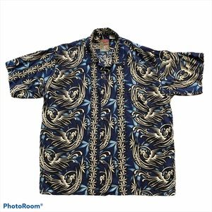 Pineapple Connection Button Down Pocket Shirt